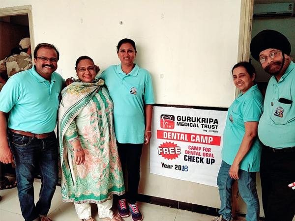 Dental Camps | Gurukripa Medical Trust